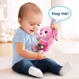 Vtech Baby Little Singing Puppy Pink image 1