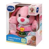 Vtech Baby Little Singing Puppy Pink image 3