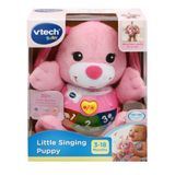 Vtech Baby Little Singing Puppy Pink image 4