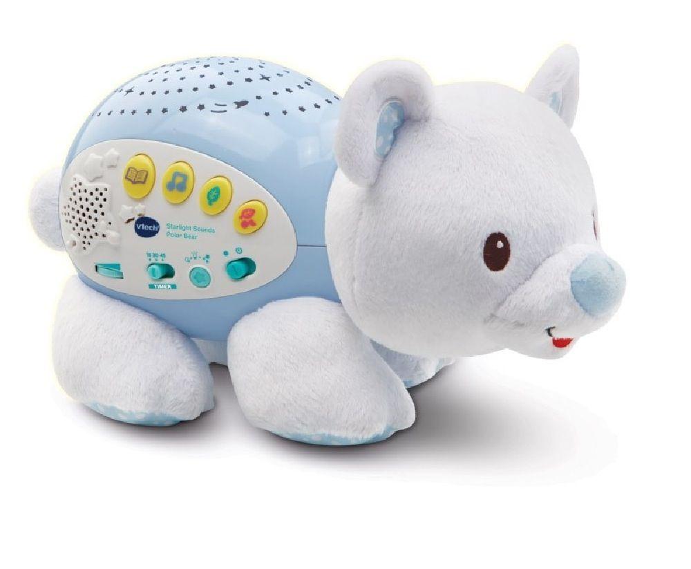 Vtech Baby Starlight Sounds Polar Bear image 0