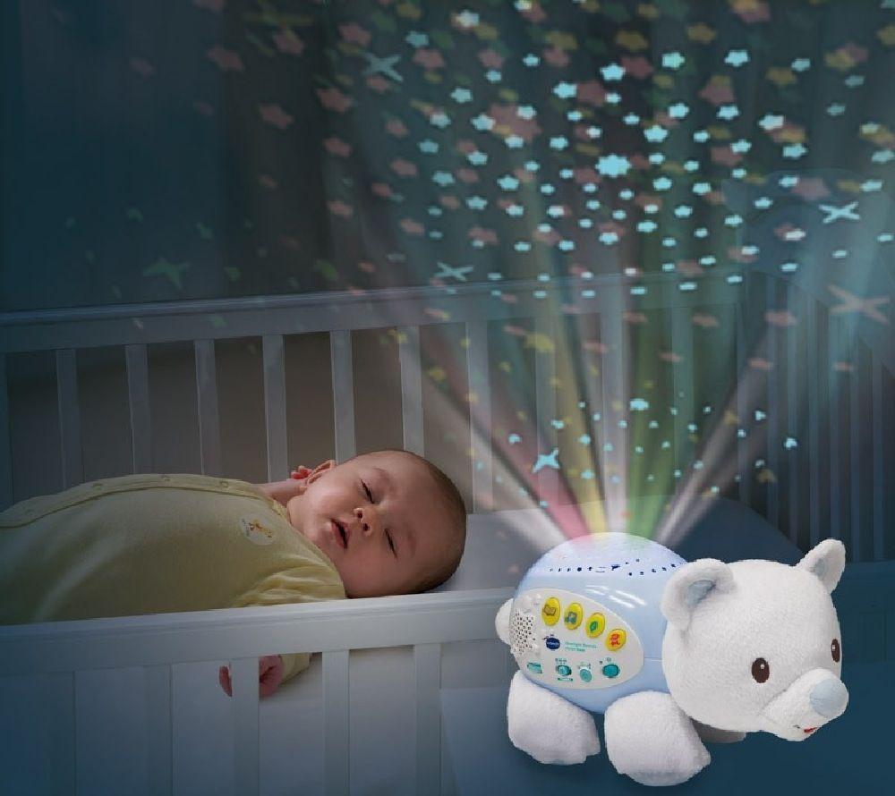 Vtech Baby Starlight Sounds Polar Bear image 2