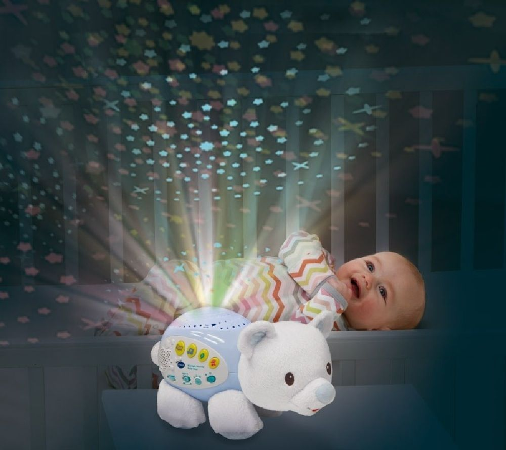 Vtech Baby Starlight Sounds Polar Bear image 4