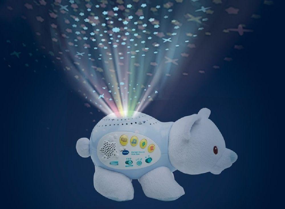 Vtech Baby Starlight Sounds Polar Bear image 6