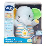 Vtech Baby Snooze & Soothe Elephant Blue image 3
