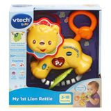 Vtech Baby My 1st Lion Rattle Yellow image 1