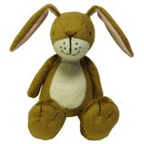 Guess How Much I Love You Nutbrown Hare Beanie Rattle image 0