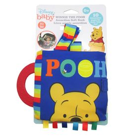 Winnie The Pooh Soft Book