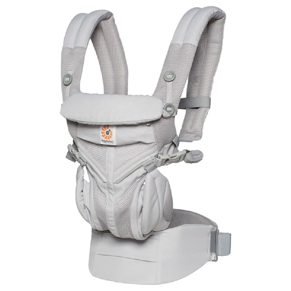 Ergobaby All Position Omni 360 Cool Air Mesh Pearl Grey image 0