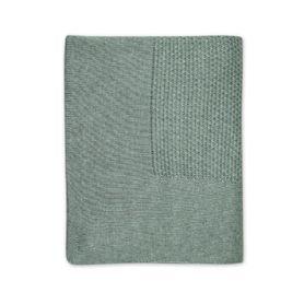 Little Bamboo Knit Blanket Whisper Small