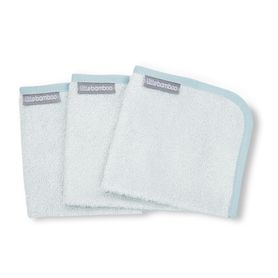Little Bamboo Towel Wash Cloth Whisper 3 Pack.