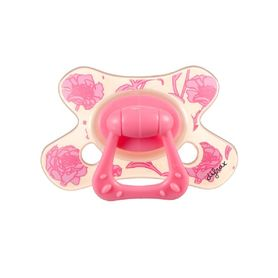 Difrax Natural Shape Soother 6-12 Months Girl