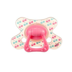 Difrax Natural Shape Soother 12-18 Months Girl