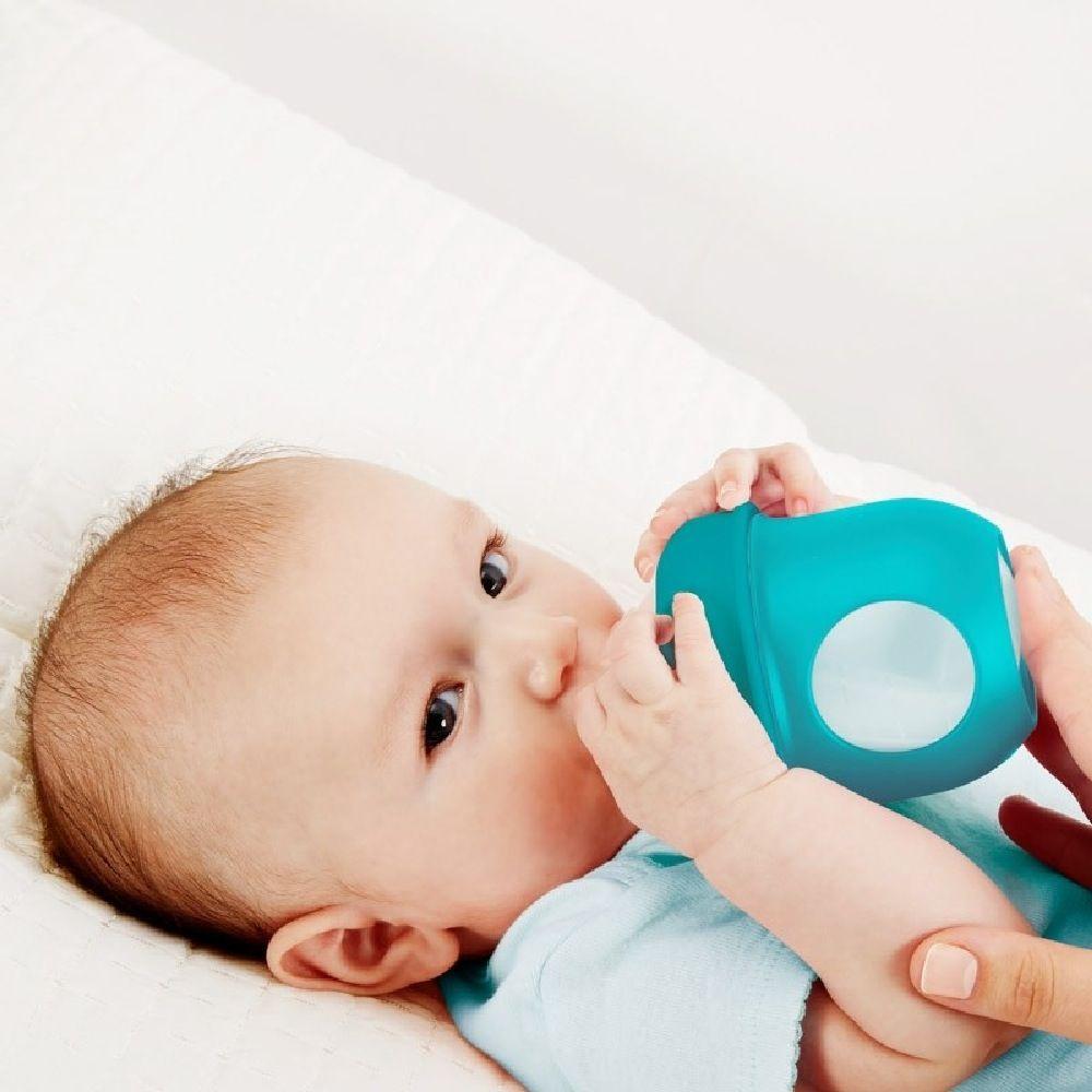 Boon Nursh Bottle 118Ml Blue 3 Pack image 1
