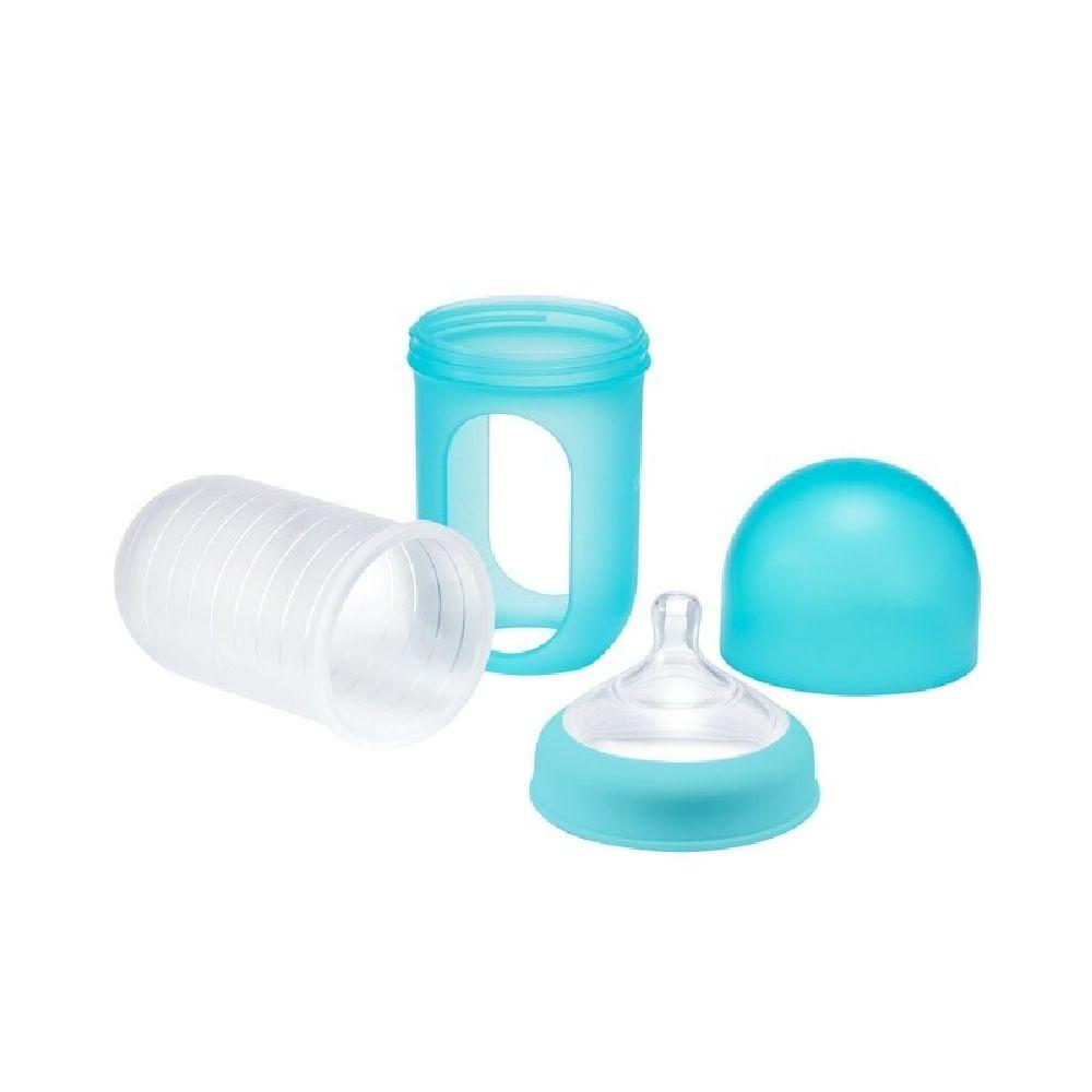 Boon Nursh Bottle 236Ml Blue 3 Pack image 1
