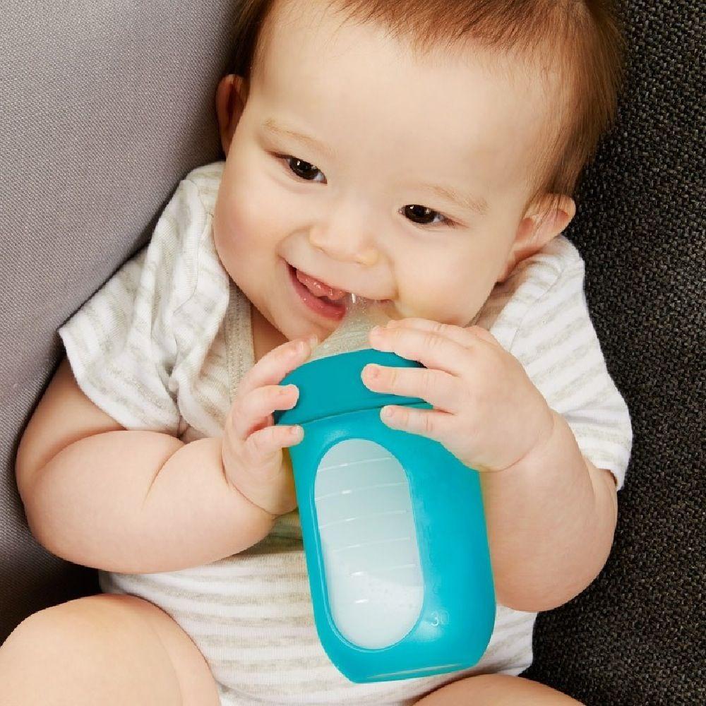 Boon Nursh Bottle 236Ml Blue 3 Pack image 2