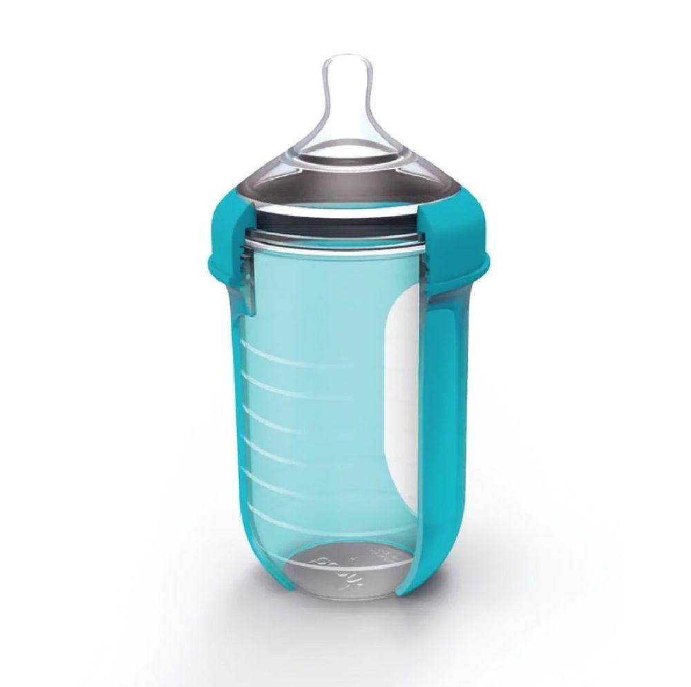 Boon Nursh Bottle 236Ml Blue 3 Pack image 4