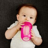 Boon Nursh Bottle 236ml Pink 3 Pack image 3