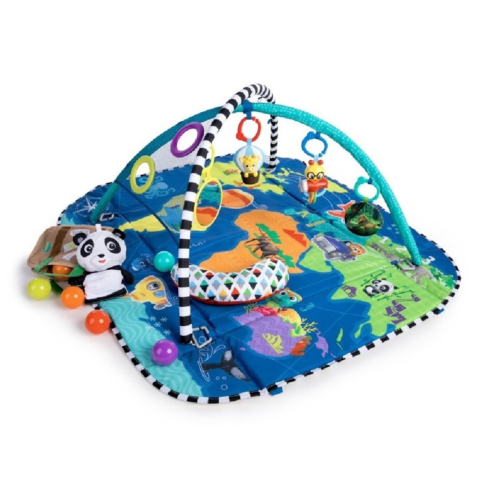 Baby Einstein 5-in-1 Journey Of Discovery Activity Gym image 0