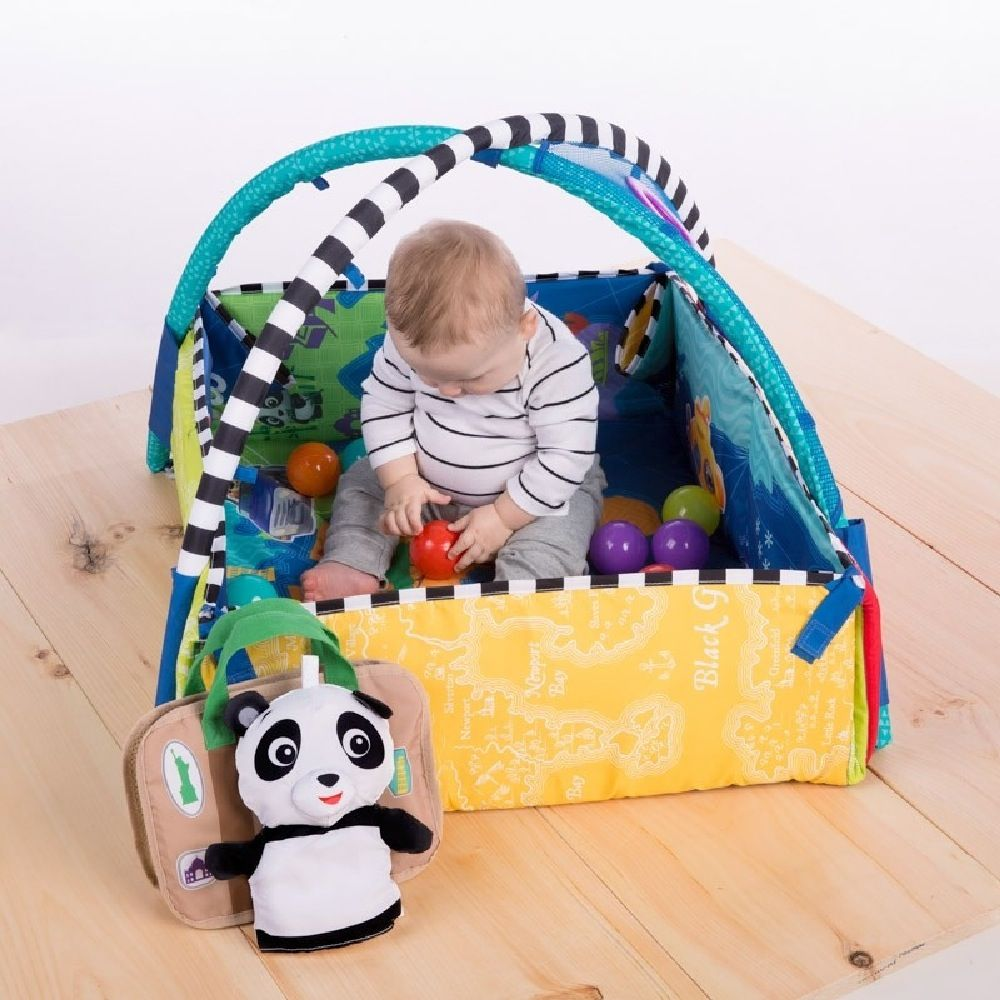Baby Einstein 5-in-1 Journey Of Discovery Activity Gym image 3