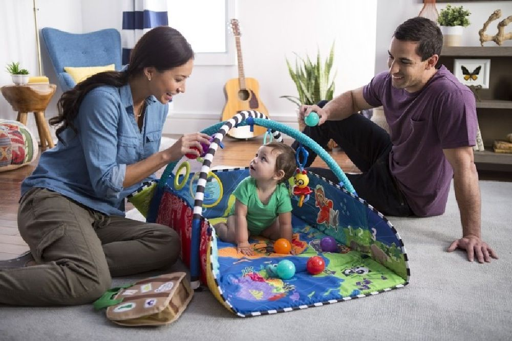 Baby Einstein 5-in-1 Journey Of Discovery Activity Gym image 4