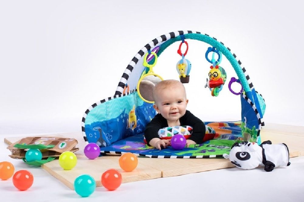Baby Einstein 5-in-1 Journey Of Discovery Activity Gym image 5