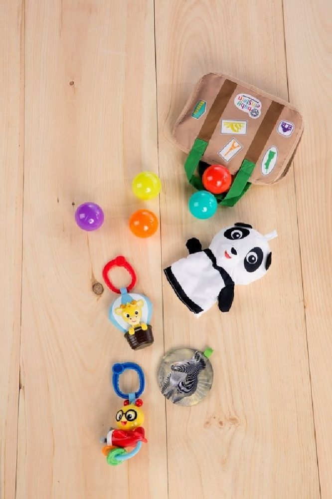 Baby Einstein 5-in-1 Journey Of Discovery Activity Gym image 6
