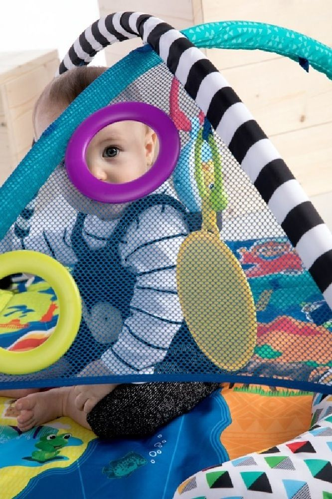 Baby Einstein 5-in-1 Journey Of Discovery Activity Gym image 8