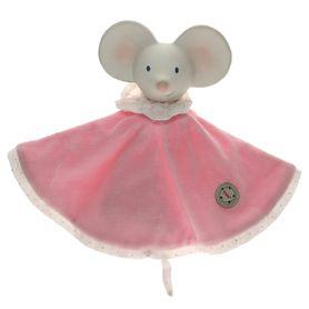"""Meiya & Alvin"" Meiya Rubber Puppet Snuggly"