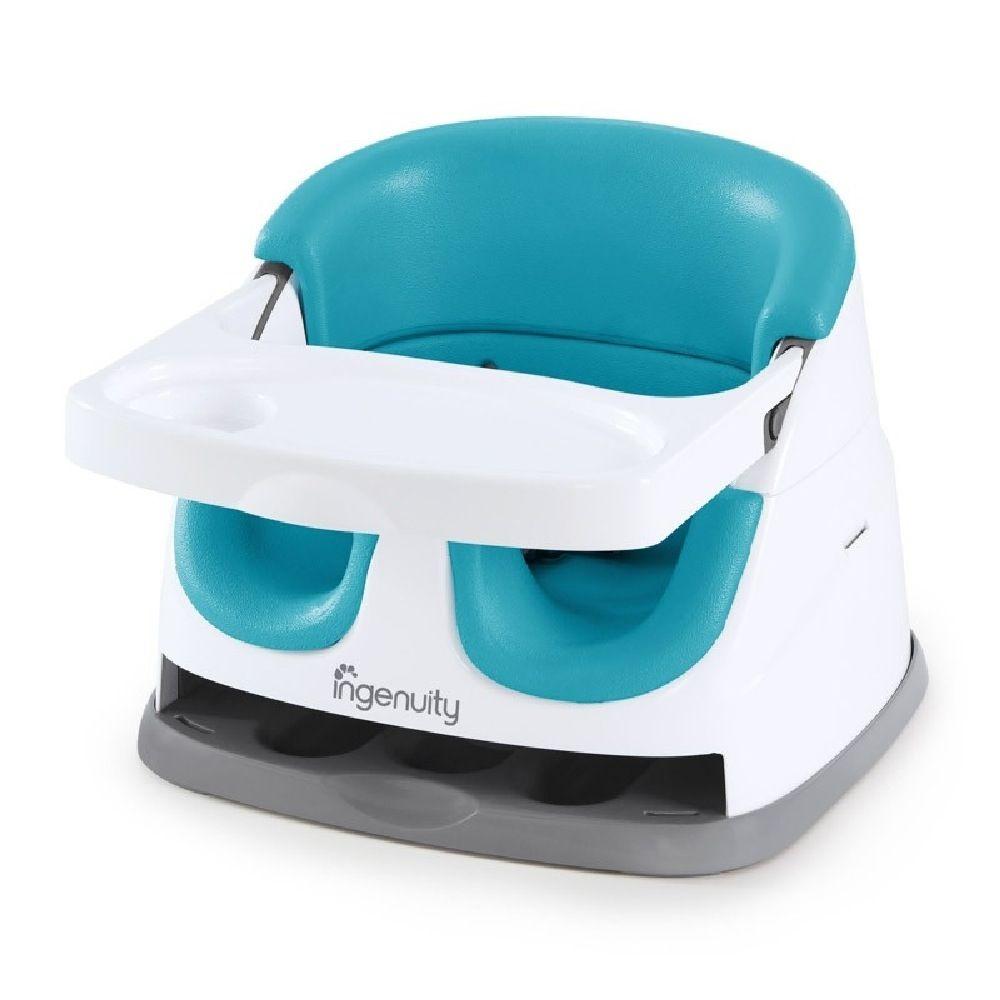 Ingenuity Baby Base Compact Aqua image 0