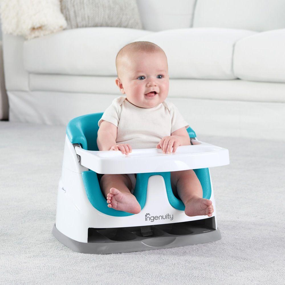 Ingenuity Baby Base Compact Pink image 1