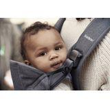 BabyBjorn Baby Carrier One Denim Grey Mix image 1