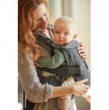 BabyBjorn Baby Carrier One Denim Grey Mix image 4