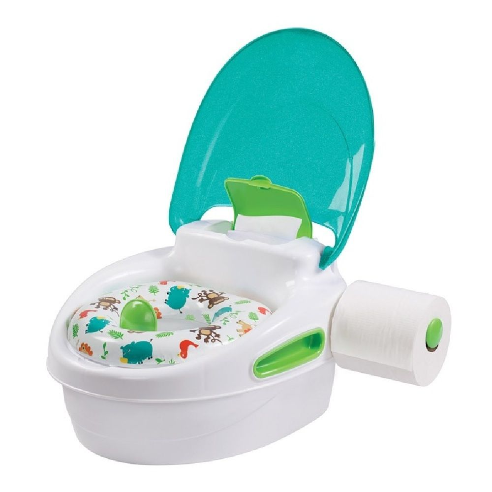 Summer Infant Step By Step Potty Blue