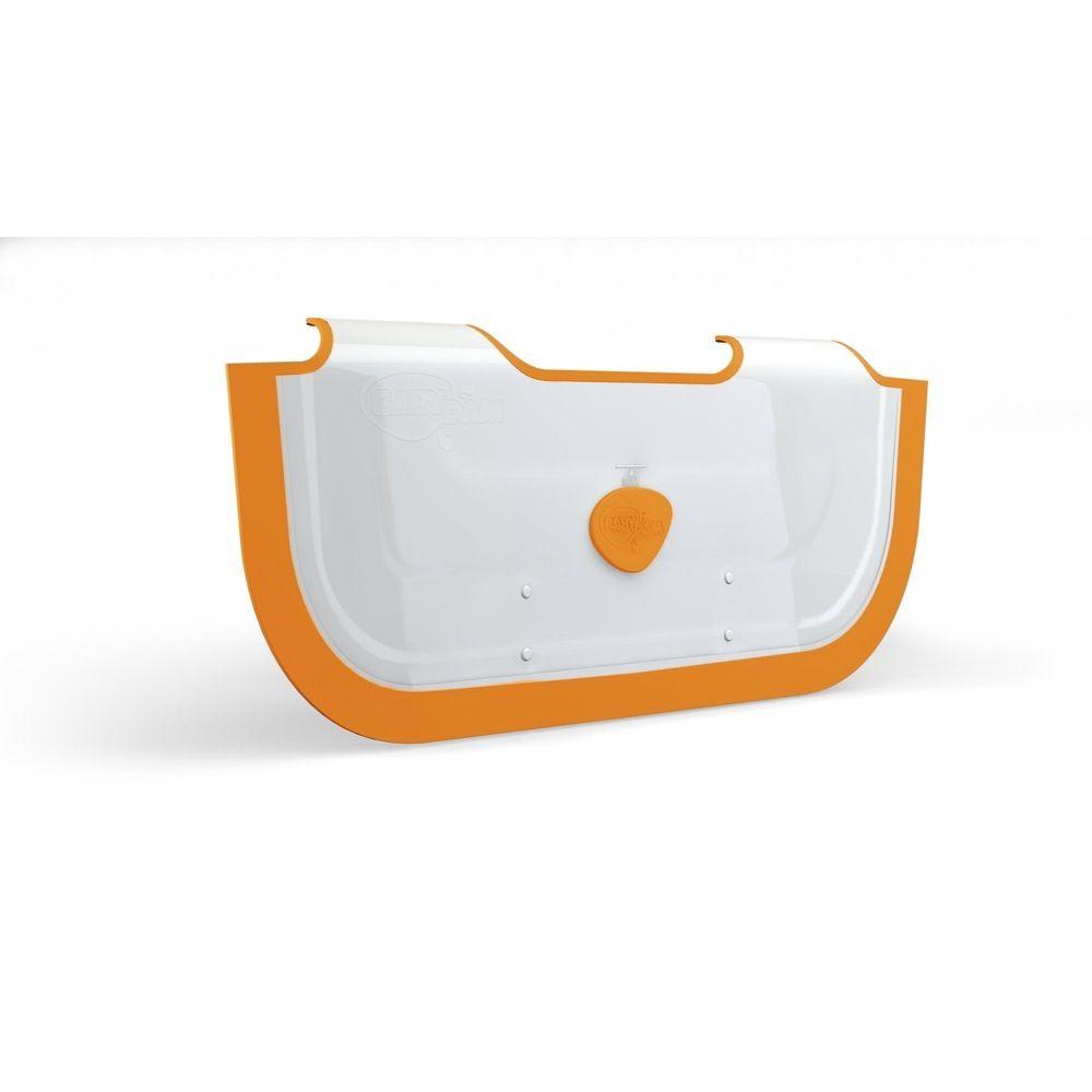 Baby Dam White/Orange