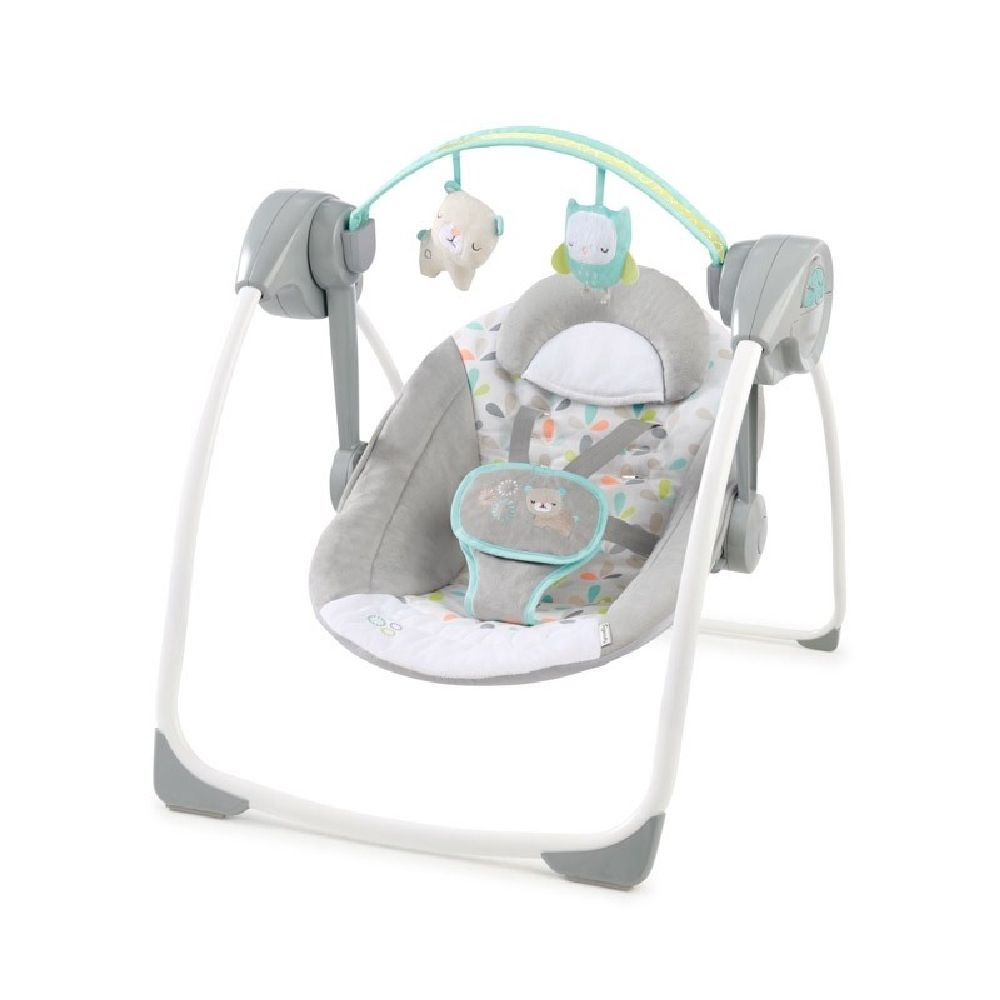 Ingenuity Comfort 2 Go Portable Swing Fanciful Forest