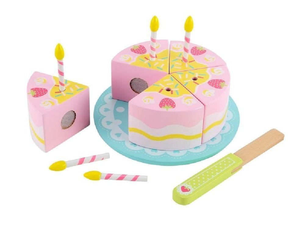 ELC Wooden Birthday Cake image 2