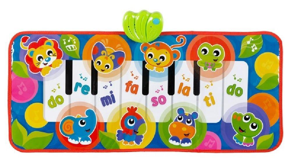 Playgro Jumbo Jungle Musical Piano Mat