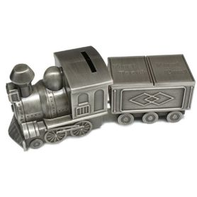 Memories Money Bank Large Train Tooth & Curl Carriage