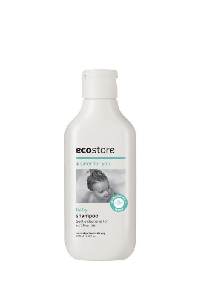 Ecostore Baby Shampoo 200Ml