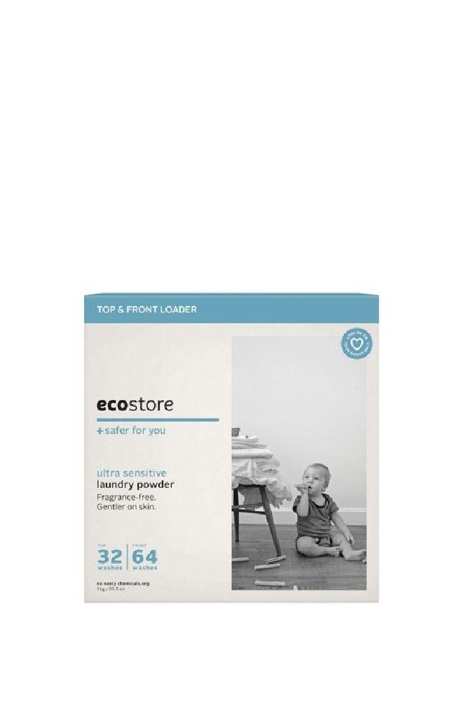 Ecostore Laundry Powder Ultra Sensitive 1Kg
