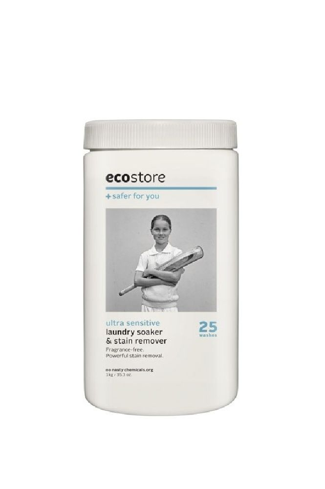 Ecostore Laundry Soaker & Stain Remover 1Kg image 0