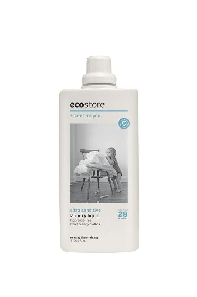 Ecostore Laundry Liquid Ultra Sensitive 1L