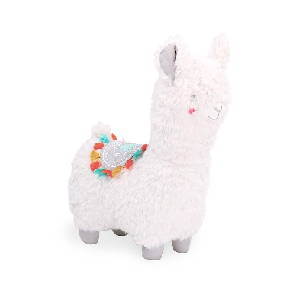 The Peanut Shell Little Llama Plush Llama