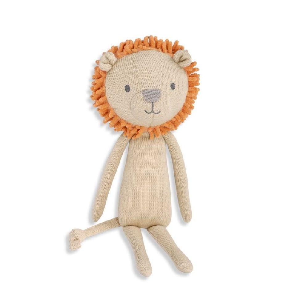 The Peanut Shell Safari Adventure Plush Lion image 0