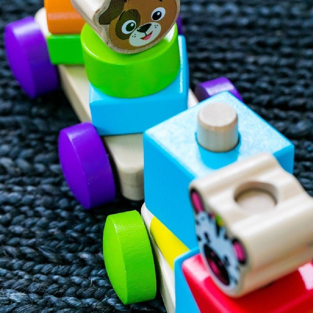Baby Einstein Hape Discovery Train image 2
