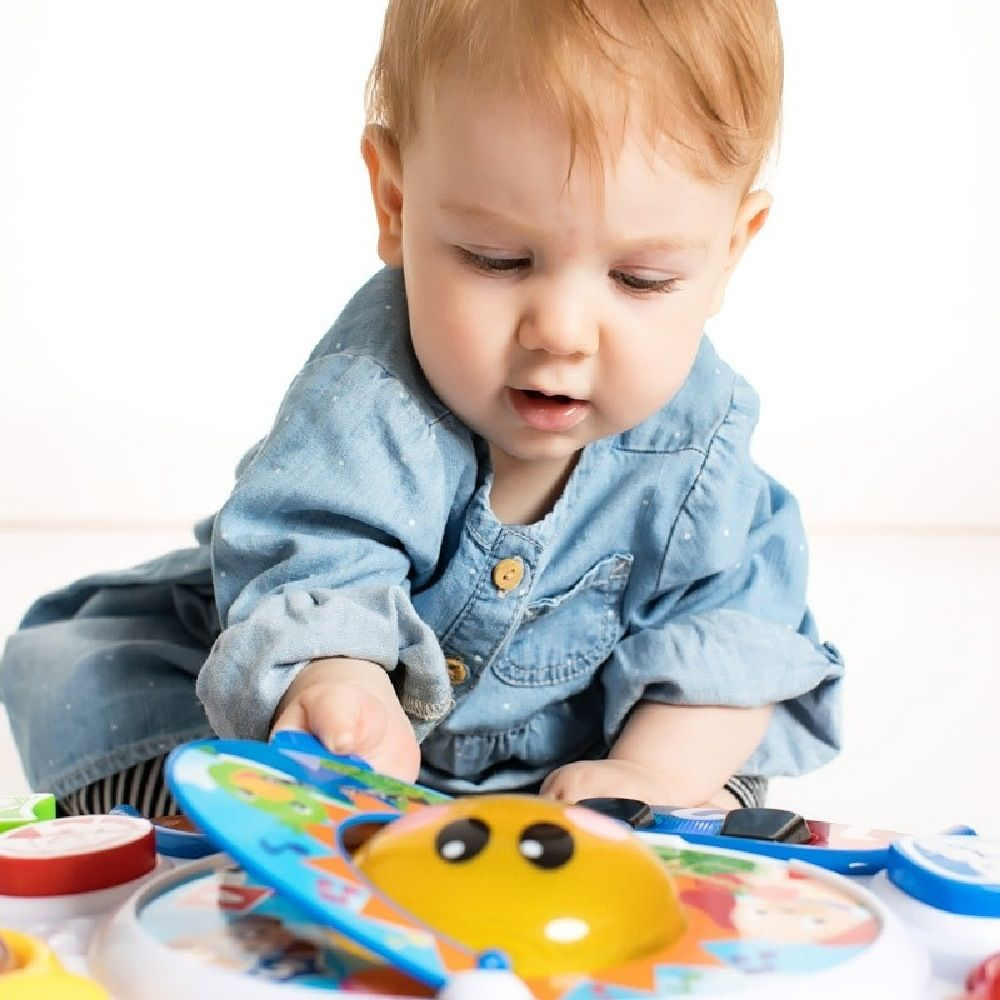 Baby Einstein Discovering Music Activity Table image 4