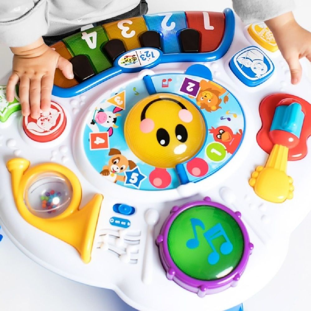 Baby Einstein Discovering Music Activity Table image 6