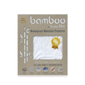 Bubba Blue Bamboo Mattress Protector Moses Basket
