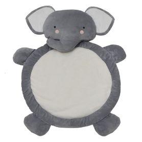 Living Textiles Character Playmat Elephant Grey