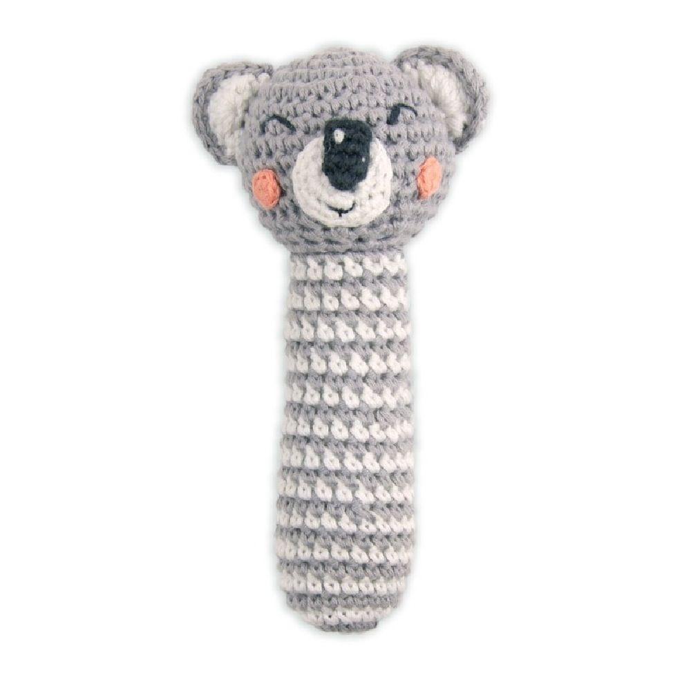 Weegoamigo Crochet Rattle Koala image 0